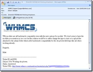E-mail c/ anexo ( clique para ampliar )