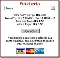 Detalhar Taxas