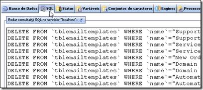 Importar SQL