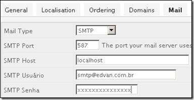 SMTP Host