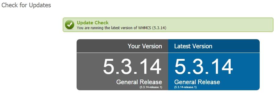 WHMCS v5.3.14