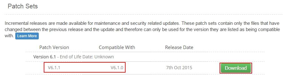 Download WHMCS - V6.1.1
